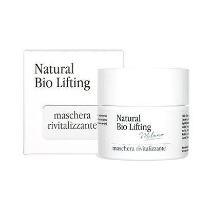 Maschera Rivitalizzante Natural BuiLifting adatta a tutti i tipi di pelle.