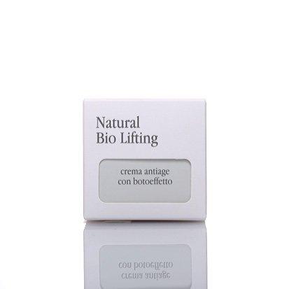 Cream antiage con botoeffetto NBL da utilizzare dopo i 40 anni per effetto distensione delle pelli mature.