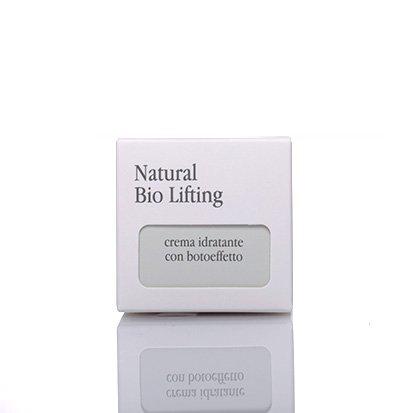 Crema idratante con botoeffetto NBL, utile dopo i 30 anni in funzione preventiva antiage.