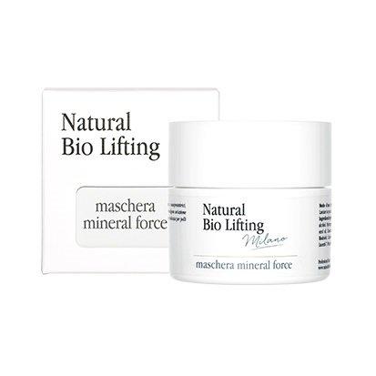 Maschera Mineral Force rende la pelle tonica, tono, compatta e vellutata.