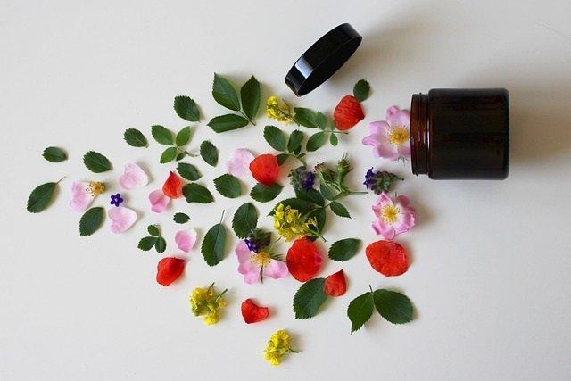 Benessere naturopatia e floriterapia