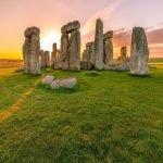 Stonehenge sole del solstizio